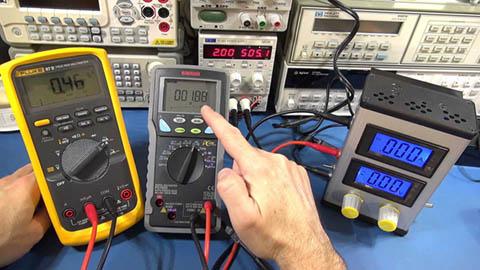 ELECTRA SRL, Măsurători instalații electrice
