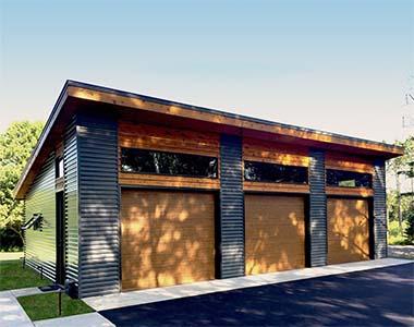 DOLPHIN SRL, Garaje prefabricate