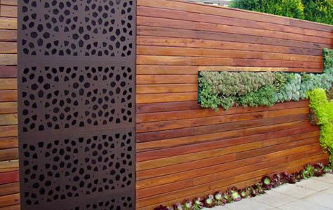 BDC LOGISTIC CONECT SRL-D, Gard lemn