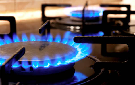DORNACOR SRL, Centrala pe gaz, instalații de gaz