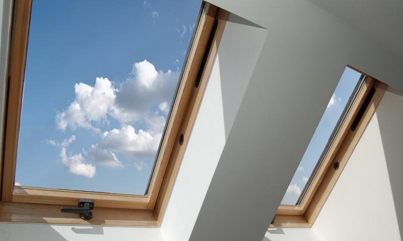 Lucarnă sau fereastră de acoperiș