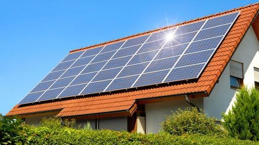 Centrala fotovoltaică cu celule solare