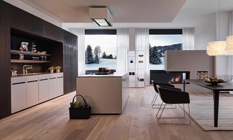 Setarea bucătăriei - ce forme există?
