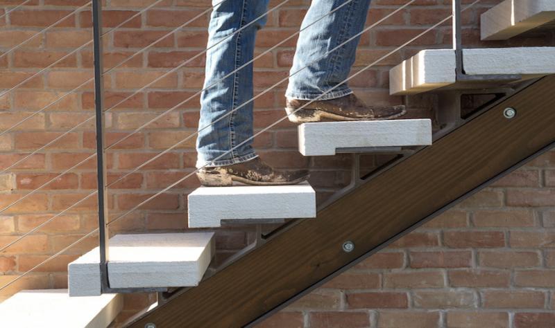 Dimensionarea scărilor