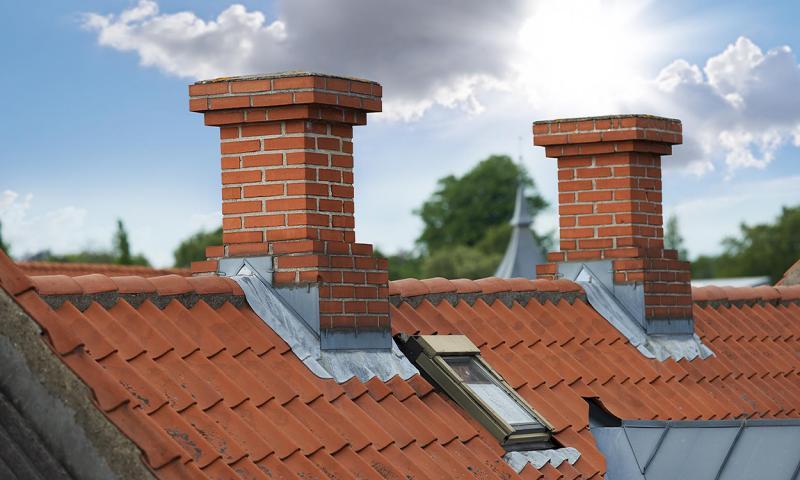 Coșul de fum: diametrul țevii coșului de fum și zidirea coșului de fum